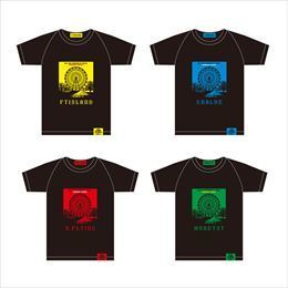 2017 FNC KINGDOM Tシャツ