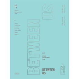 2017 CNBLUE  [BETWEEN US] TOUR【DVD】