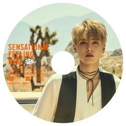 SF9 JAPAN 1st アルバム「Sensational Feeling Nine」【JAE YOON:完全生産限定ピクチャーレーベル盤】