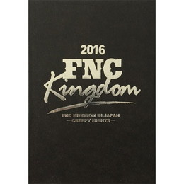 2016 FNC KINGDOM IN JAPAN -CREEPY NIGHTS-(3枚組Blu-ray) 【AOA】