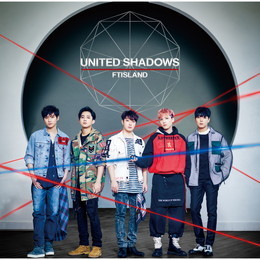 FTISLAND UNITED SHADOWS〈通常盤〉
