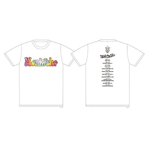 猿旅2016 MonkichiTシャツ