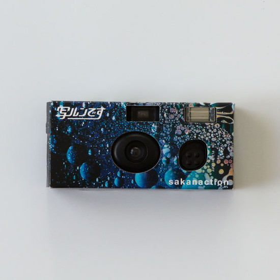 写ルンです × sakanaction OIL ART_2