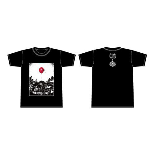 """【DADAROMA】「This is """"LIVE""""」Tシャツ"""