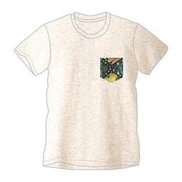 マニ曼荼羅Tシャツ(ポケット付)